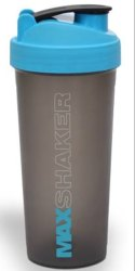 Blue Plastic 700 mL Shaker & Sipper for Gym
