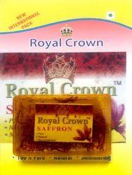 Royal crown saffron