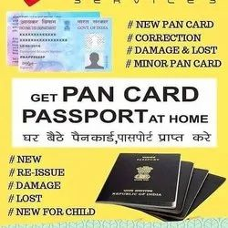 Pan Card Consultancy Services