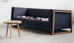 Wooden Framed Sofa