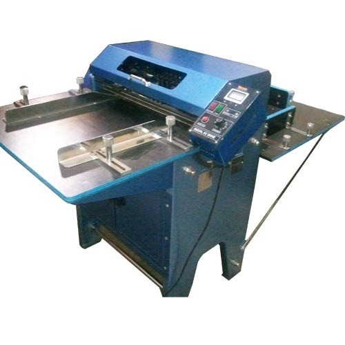 Semi-Automatic, Automatic Cutting Machines For Paper