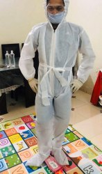 PPE kit ( personal protective Equipment)