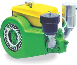 4 HP And 5 HP Horizontal Air Cooled Diesel Engine