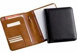 Conference Leather Folder
