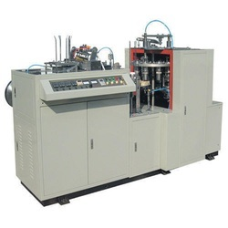 Automatic Paper Glass Machine