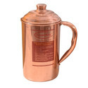 Pure Copper Jug