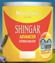 Berger Soft Sheen British Paints Shingar Advanced Exterior Emulsion 4 Ltr, For Home, Packaging Type: Bucket