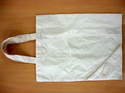 Customized White Cotton Bag