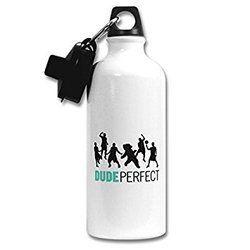 Aluminium Double Sipper Water Bottle