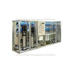 Semi Automatic Industrial RO Plants