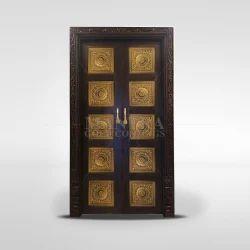 Brass Door Panel, Dimension: 12 X 12