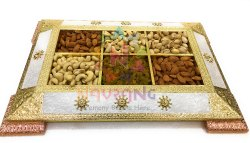 Meenakari Dry Fruits Box