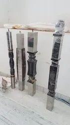 Wooden Master Pillar