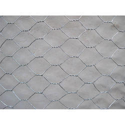 Steel Hexagonal Wire Mesh
