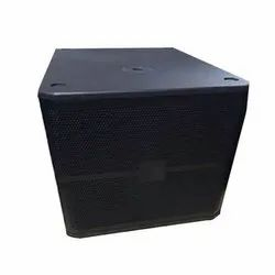 Single 18 Inch Speaker Cabinet
