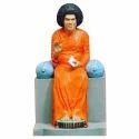 Marble Sathya Sai Baba Statue