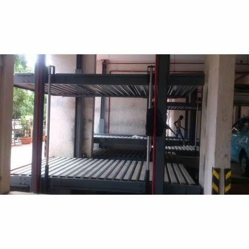 Car Lifts and Elevators - Car Lift Manufacturer from Navi Mumbai