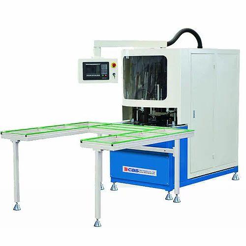 Automatic Cnc V Corner Cleaning Machine