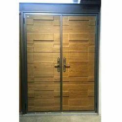 Steel Door For Villa