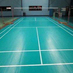 Badminton Court Mat
