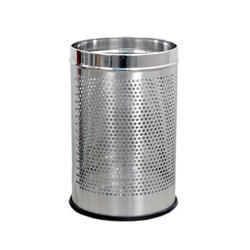 Steel Air Port Bin