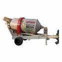 Hydraulic Transit Mixer