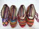 Women Boho Style Juttis