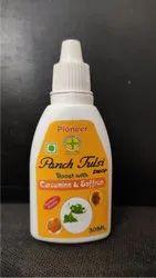 Tulsi Drop With Curcumine & Saffron