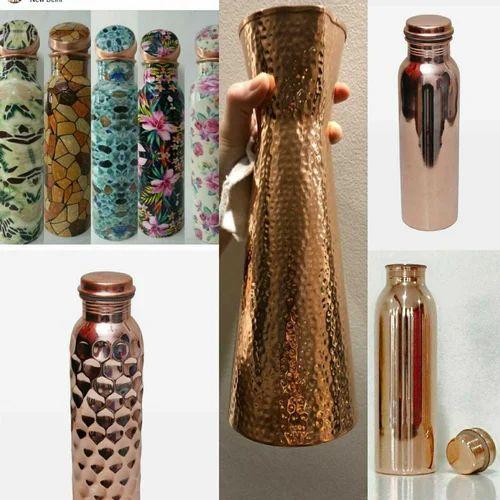 Diwali Gift Items Copper Bottle Manufacturer From New Delhi