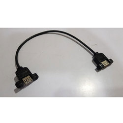 USB Female To Female Cable 1 Feet