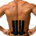Back Kinesiology Tape