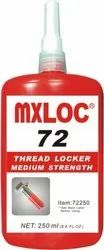 Mxloc 72 Thread Locker Medium Strength