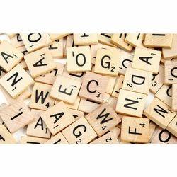 Scrabble Toy