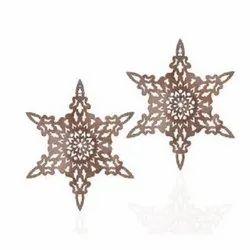 4170 Metal Snowflake