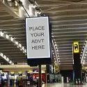 Airport Advertising Service