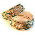 Brass Bangles Style