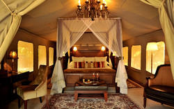 Exotic Luxury Safari Tent
