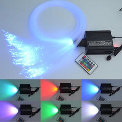 DIY Fiber Optic Light Kits