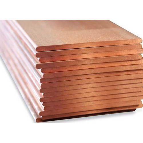 Oxygen Free Copper Sheets Rs 500 Kilogram Tremor Alloys