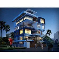 3D Apartment Renderings