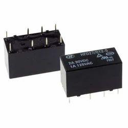 Telecom Relay Hongfa HFD27/005-S / HFD27/012-S / HFD27/024-S (5V / 12V / 24V) 2AMP