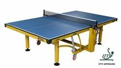 Table Tennis Table Stag Peter Karlsson Automatic With Remote Controller