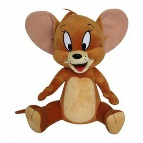 488733de267d Disney Plush Jerry Soft Toy
