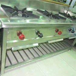 Stainless Steel Snacks Display Counter, Power Consumption: 550 Watt