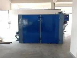 Cashew Kernel Steam Dryer