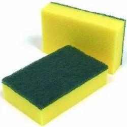3M 2 In 1 Sponge Pad 3X4