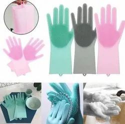 Dishwashing Hand Gloves