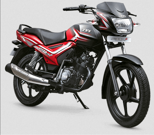 Tvs Star City Plus Bike At Rs 52429 Piece Sector 19 Faridabad
