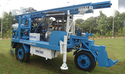 Trolley Mounted Drilling Rig