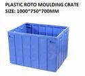 Plastic Rotomolding Crate